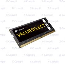 2GB Corsair ValueSelect DDR3-1066 SO-DIMM CL9 Single für