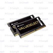 32GB Corsair ValueSelect SO-DIMM DDR4 2133MHZ CL15 Kit 2x16GB für