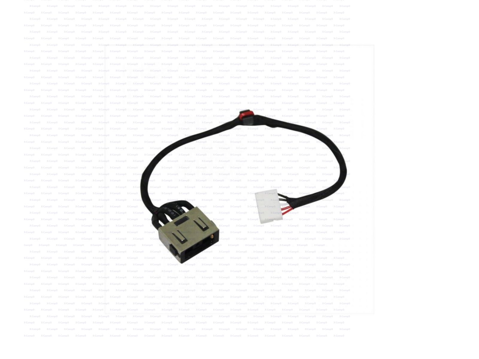 New Laptop Dc Power Jack With Cable For Lenovo E40-70 B40-80 N40-70 E40-80 Dc30100r100t Computer & Office