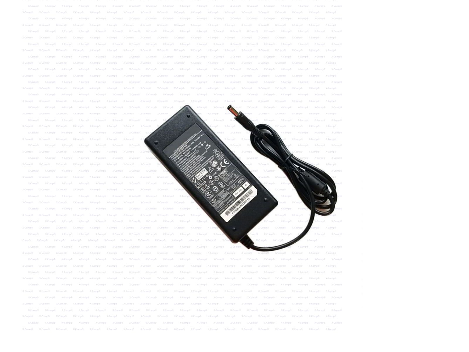 Adapter Ersatznetzteil MBA50012 19.5V 4.74A 90W 11/5.5/2.5mm für Asus X75VD-TY215H-BE