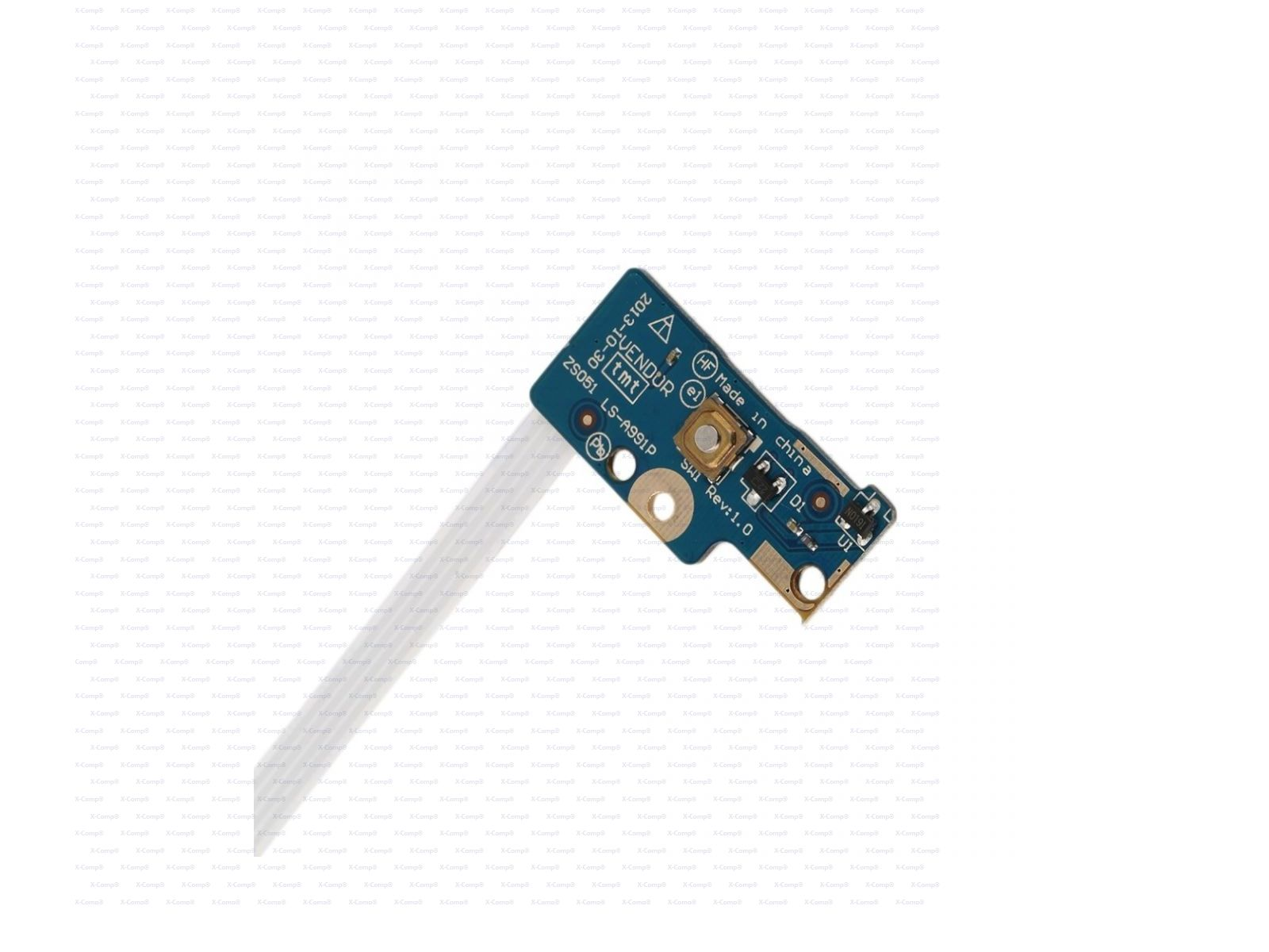 Power Button Board mit Kabel LS-A991P für HP 250 G3-G9W78AA